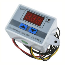 AC 10A 220V LED Digital Temperature Controller Thermostat Control Switch w Probe