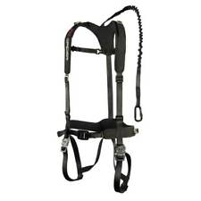 Tree Spider Scentblocker Sola Safety Fall Protection Micro Harness, Women's S-M