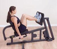 Body-Solid Premium Leg/Calf Press Station GLP