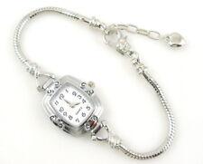 Charm Watch Style Bracelet Fits European Bead 20cm WP10