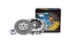 HEAVY DUTY CI Clutch Kit for Mazda B2600 Bravo Ute/Dual Cab 2.6 Ltr EFI G6 90-06
