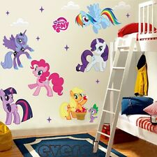 My Little Pony Mural Viny Wall Decals Sticker for Kids Nursery Room Home Decor