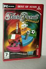 TRIVIAL PURSUIT UNLIMITED GIOCO USATO PC CD ROM VERSIONE ITALIANA RS2 51589