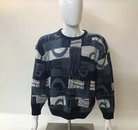 Vintage Coogi Style Protege' Collection Sweater Size Medium, VTG 90's - USA Made