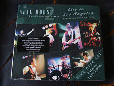 Box Set: Neal Morse : Testimony Two Live In Los Angeles 3 CDs & 2 DVDs NTSC