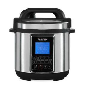 Electric 5L Pressure Cooker Kitchen Steamer Multi-Digital Cooker Pot