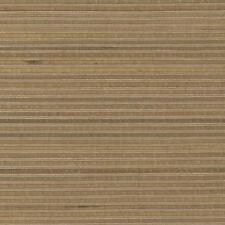 Brown & Green Bamboo Grass and Sisal Real Textured Grasscloth Wallpaper SBG21-5