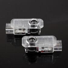 2x LED Logo Sombra Laser Proyector Luz para Puerta De Coche BMW M3 Le-xus Audi