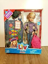 Liv Sophie Doll with BONUS Purse for Child [NIB][Spin Master 2010] 5+years