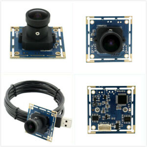 8MP Camera With USB 170degree Fisheye Lens CCTV Security Camera Module 3264X2448