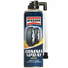 Arexons 8473 Gomma Spray Per Auto Sigilla Forature e Rigonfia Pneumatici 300 ML