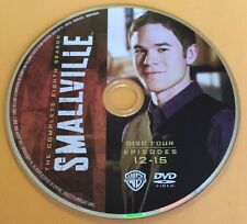 Smallville Season 8 Disc 4 Replacement DVD