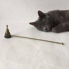 Mackenzie Childs Upscale BEEKEEPER/'S Brass CANDLE SNUFFER NEW $45 m19-2