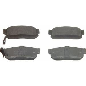 Disc Brake Pad Set-ThermoQuiet Disc Brake Pad Rear Wagner PD540A