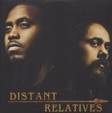 SEALED NEW LP Damian Jr. Gong Marley, NAS - Distant Relatives
