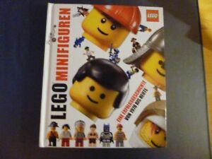 Lego Buch Minifiguren Nevin Martell von 2010