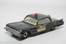DINKY TOYS 264 CADILLAC R.C.M.P. PATROL POLICE EXCELLENT CONDITION