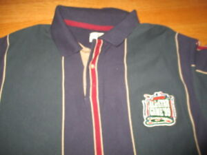 Gear for Sports 1999 All Star BOSTON RED SOX (LG) Polo Shirt w/ Patch MARTINEZ