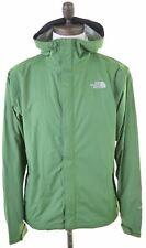THE NORTH FACE Mens Rain Jacket Size 36 Small Green Nylon  IM03