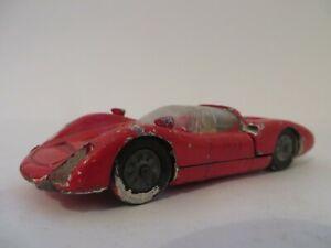 Corgi Toys No.330 Porsche Carrera Vintage England Diecast