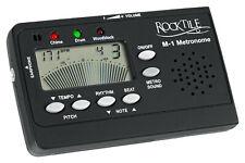 Rocktile 00020909 Métronome Digital avec Générateur de ton