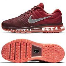 Zapatillas deportivas de hombre rojos Nike Air
