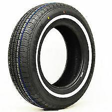 """13"""" Tire  REMINGTON W/W  155-80-13  / 155/80/13  / 1558013  white wall tire"""