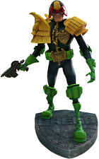"JUDGE DREDD - Judge Dredd 12"" Badge Base Figure / Statue (Together Plus) #NEW"