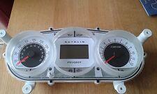 Peugeot SATELIS 125 250 500 06-09 Velocímetro Salpicadero Speedo Relojes PE767336