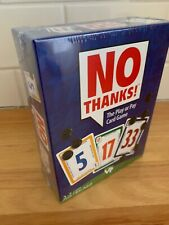 No Thanks - Family Card Game