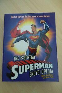 The Essential Superman Encyclopedia Greenberger Pasco SC Ballantine 2010