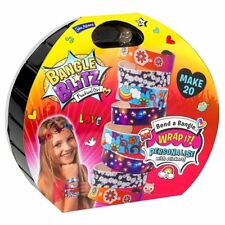 BANGLE BLITZ FESTIVAL GIRL KIT MAKES 20 BANGLES! JOHN ADAMS PERSONALISE YOUR OWN