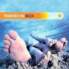 TRASHED IN IBIZA ~  39 Continuous Mixes [Digipak] ~ 2 CD Album ~ VGC!
