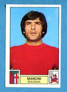 CALCIATORI 1975-76 - Panini - Figurina-Sticker n. 24 - MANCINI - BOLOGNA -Rec