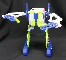 Meccano Robot Toy Erector Micronoid Code Zapp Programmable Building Assembled