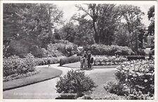 Sun Dial & Rose Garden, Hermitage Park, HELENSBURGH, Dunbartonshire