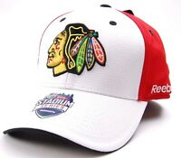 Chicago Blackhawks Reebok M667Z NHL Stadium Series  Hockey Cap Hat L/XL & S/M