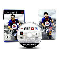 Playstation 2 PS2 Spiel Fifa 13 in OVP mit Anleitung