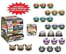 Funko MYMOJI: Teenage Mutant Ninja Turtles TMNT Blind Bag - FULL CASE of 24 New