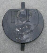 Insigne de casque  Adrian  des troupes d'Afrique   modèle 15  1ere guerre