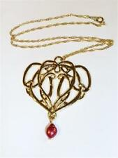 Yellow Gold Natural Alloy Costume Jewellery