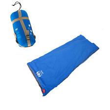 3-Season Ultra Light Envelope Style Waterproof Sleeping Bag Outdoor Portable New