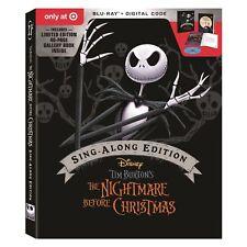Nightmare Before Christmas (Blu-ray+Digital) 25th Anniversary (Target Exclusive)