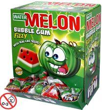 200 x Fini Watermelon Bubble Gum Balls (Watermelon) 1100g / 2.43lbs