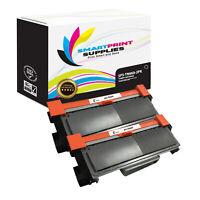 2Pk SPS TN660 TN-660 HY Compatible Brother HL-L2380 DCP-L2540 MFC-L2720 Toner