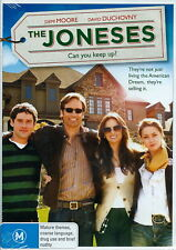 The Joneses - Mature Themes / Comedy - Demi Moore, David Duchovny - NEW DVD