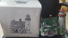 "Dept. 56 Heritage Village ""Craggy Cove Lighthouse"" #59307-1987"