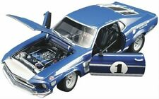 ACME 1969 Ford Mustang Boss 302 Trans Am #1 Team Shelby Sam Posey 1:18*New! RARE