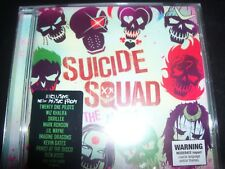 Suicide Squad The Album Soundtrack CD (Twentyone Pilots Skrillex Mark Ronson NEW