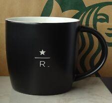 Starbucks Mug Tasse Becher Reserve schwarz mit Logo Grande 16oz NEU